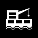 Grúas portuarias
