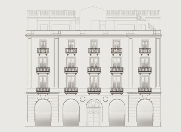 Construccion nuevo Apartahotel Tarragona para Grupo Reside